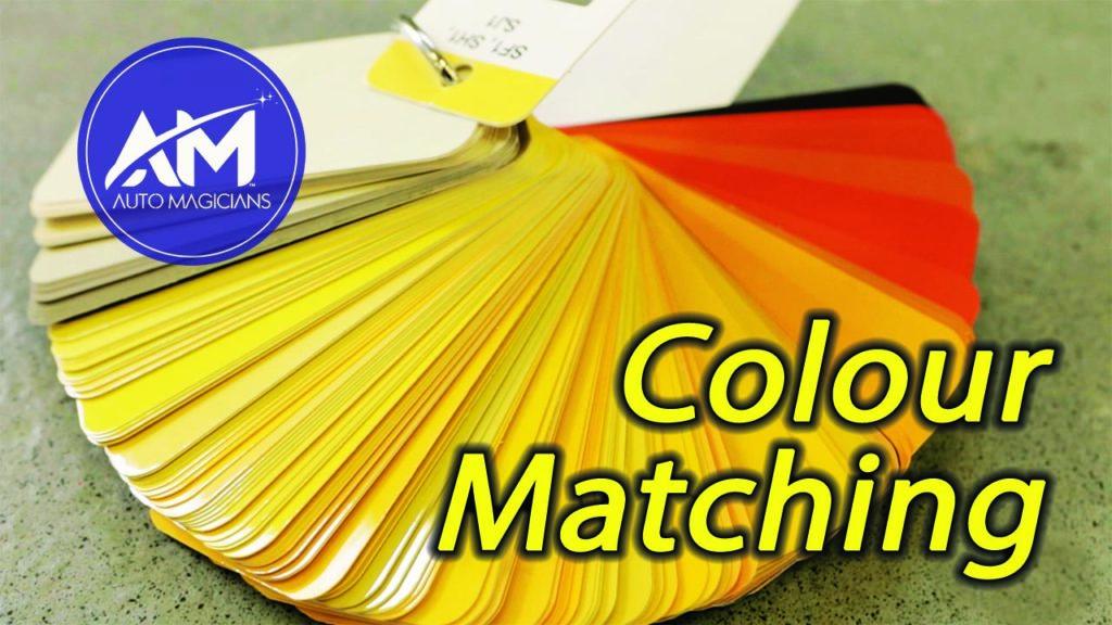 Colour Matching FAQ