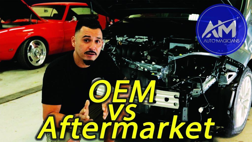 OEM vs. Aftermarket parts FAQ