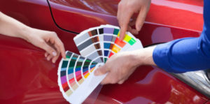 Colour matching tutorial: car paint shop mississauga