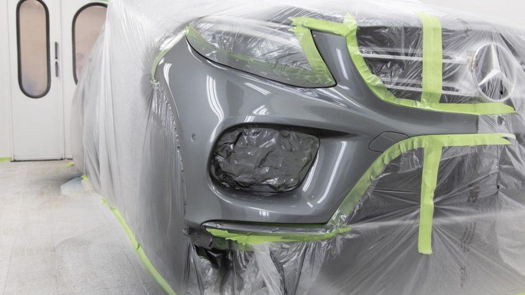 Quality bumper repair in Mississauga