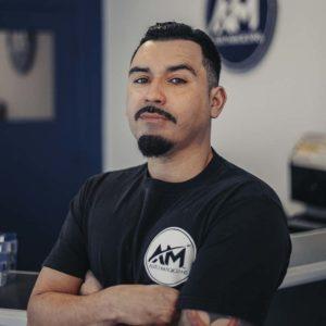 Marco Garrido Auto Magicians Owner